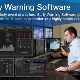 Panasonic ET-SWA100 Early Warning Software