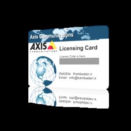 مدیریت دوربین های اکسیس Axis Camera