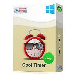 تایمر و کرونومتر پیشرفته Cool Timer
