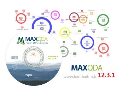 تجزیه و تحلیل متون MAXQDA