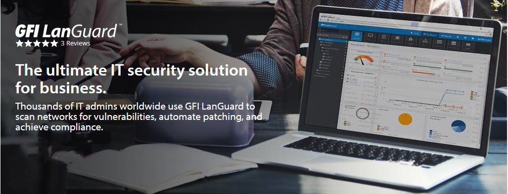 امنیت با GFI LANguard Network Security Scanner