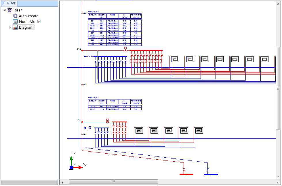 Ti-Soft Heating Design AUTOMATED PRODUCTION OF REPORTS AND DRAWINGS