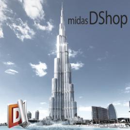 CSP Fea midas DShop logo