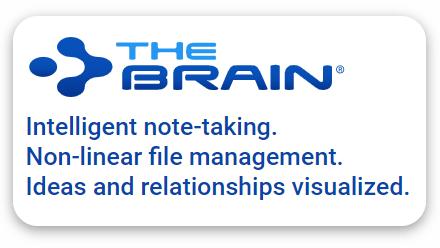 TheBrain logo