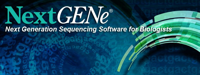 SoftGenetics NextGENe